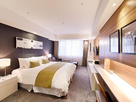 首爾喜來登帕拉斯江南酒店(Sheraton Seoul Palace Gangnam Hotel)Guest Room