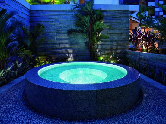 新加坡君悦酒店(Grand Hyatt Singapore)SPA