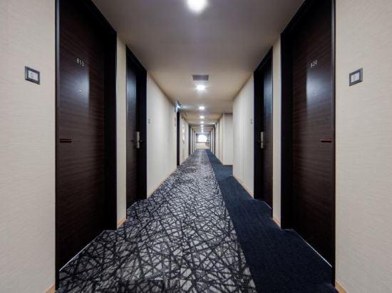 博多祗園大和ROYNET酒店(Daiwa Roynet Hotel Hakata Gion Fukuoka)豪華雙人房