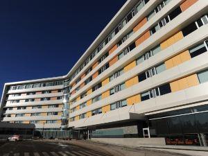 卡爾加里阿爾瑪酒店(Hotel Alma Calgary)