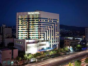 首爾多客山大使諾富特酒店(Novotel Ambassador Seoul Doksan)