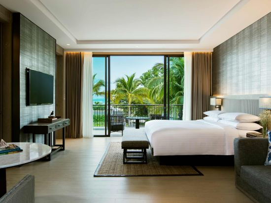 普吉島萬豪奈陽海灘水療度假村(Phuket Marriott Resort and Spa, Nai Yang Beach)兩卧套房