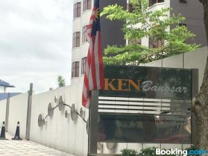 肯邦薩服務公寓(Ken Bangsar Serviced Residences)