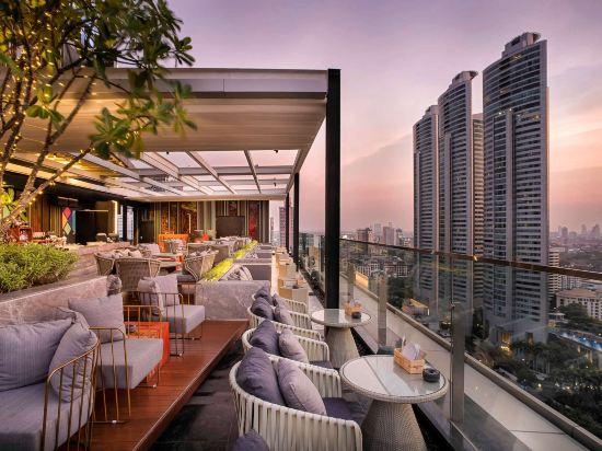 曼谷諾富特素坤逸20號酒店(Novotel Bangkok Sukhumvit 20)酒吧
