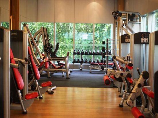 新加坡卡爾登酒店(Carlton Hotel Singapore)健身娛樂設施