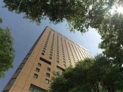 東京凱悅酒店(Hyatt Regency Tokyo)外觀