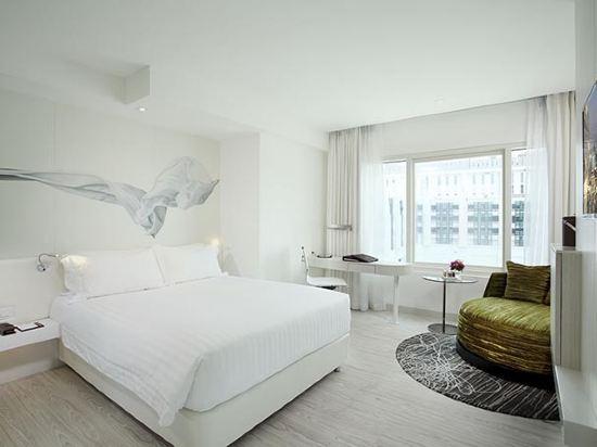 盛泰樂水門酒店(Centara Watergate Pavillion Hotel Bangkok)高級房