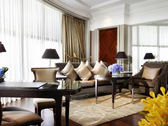 曼谷洲際酒店(InterContinental Bangkok)外交套房