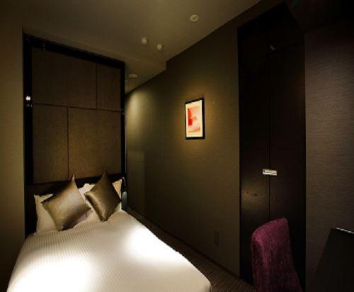 名古屋可信白河酒店(Hotel Trusty Nagoya Shirakawa)小型大床房