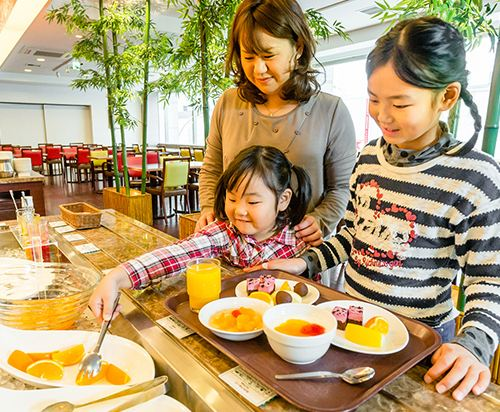 Vessel Inn酒店-札幌中島公園(Vessel Inn Sapporo Nakajima Park)餐廳