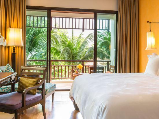 芭堤雅洲際度假酒店(InterContinental Pattaya Resort)豪華房