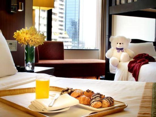 曼谷瑞博朗德酒店(Rembrandt Hotel Bangkok)行政房