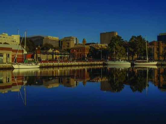霍巴特旅行者酒店(Travelodge Hotel Hobart)外觀