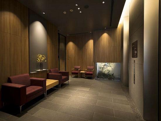 The b 福岡天神酒店(The b Fukuoka Tenjin)公共區域