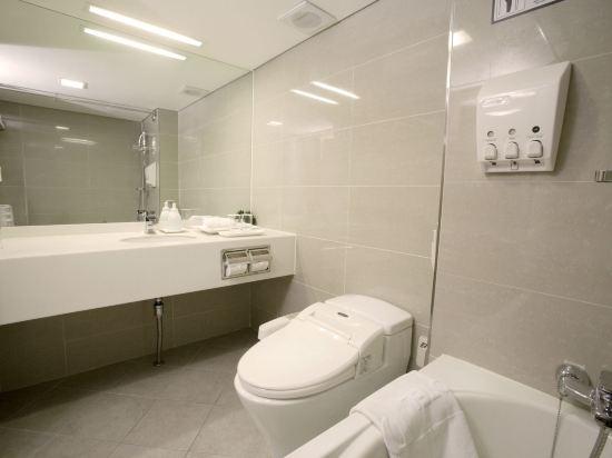 明洞PJ酒店(Hotel PJ Myeongdong)標準大床房