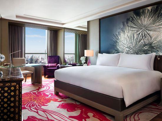 索菲特曼谷素坤逸酒店(Sofitel Bangkok Sukhumvit)奢華俱樂部房