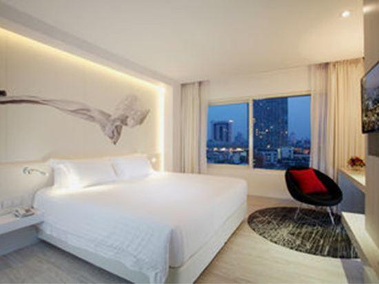 盛泰樂水門酒店(Centara Watergate Pavillion Hotel Bangkok)豪華房