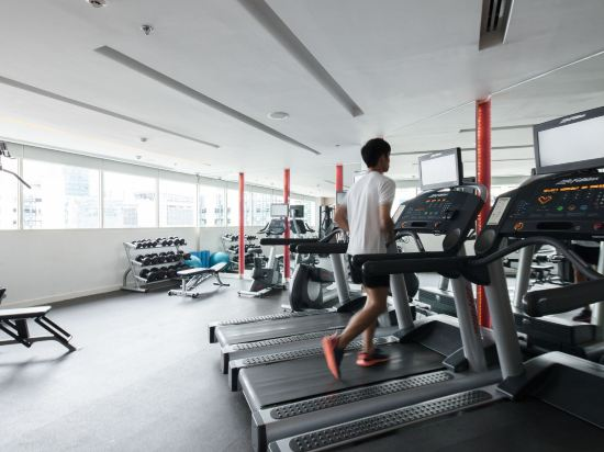 盛泰樂水門酒店(Centara Watergate Pavillion Hotel Bangkok)健身房