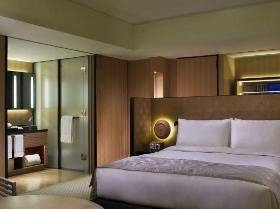 京都麗思卡爾頓酒店(The Ritz-Carlton Kyoto)豪華客房