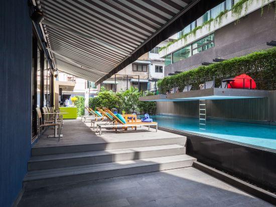 曼谷利特公寓(LiT BANGKOK Residence)健身娛樂設施