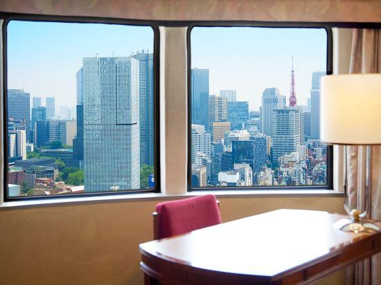 東京新大谷飯店花園樓(Hotel New Otani Tokyo Garden Tower)新大谷花園塔樓豪華三人房