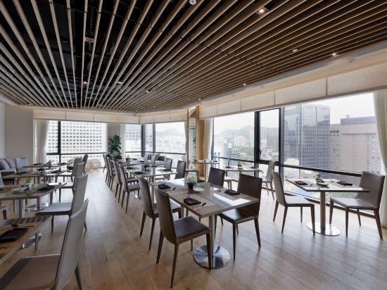 首爾明洞喜普樂吉酒店(Sotetsu Hotels The SPLAISIR Seoul Myeongdong)餐廳