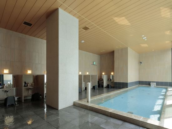 大阪難波光芒酒店(Candeo Hotels Osaka Namba)室內游泳池