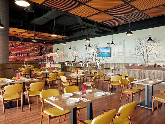 吉隆坡雙威偉樂酒店(Sunway Velocity Hotel Kuala Lumpur)餐廳
