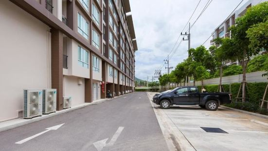 華欣班檳普公寓式客房酒店