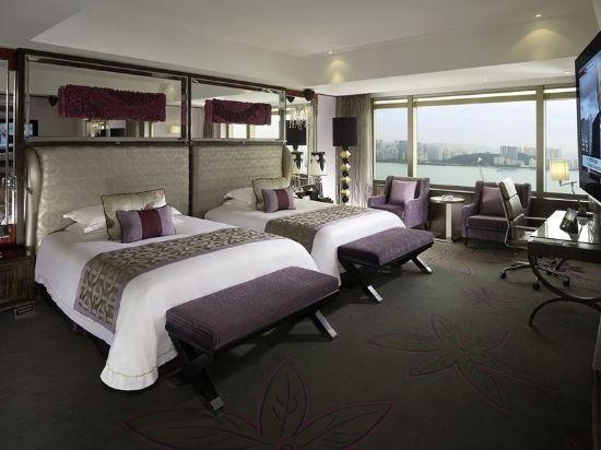 澳門新葡京酒店(Grand Lisboa Macau)高級湖景房