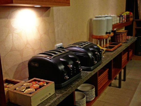台北福泰桔子商務旅館-西門店(Forte Orange Hotel Ximen)餐廳