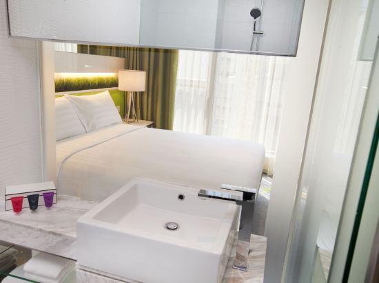 香港荃灣帝盛酒店(Dorsett Tsuen Wan)高級客房