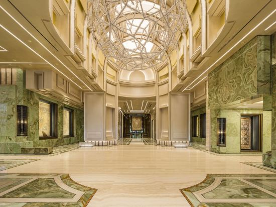 澳門美獅美高梅酒店(MGM Cotai Macau)公共區域