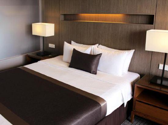新加坡聖淘沙安曼納聖殿度假酒店(Amara Sanctuary Resort Sentosa)豪華房