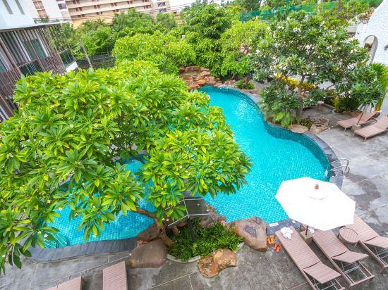 普里瑪旺加瑪酒店(Prima Wongamat Hotel)健身娛樂設施