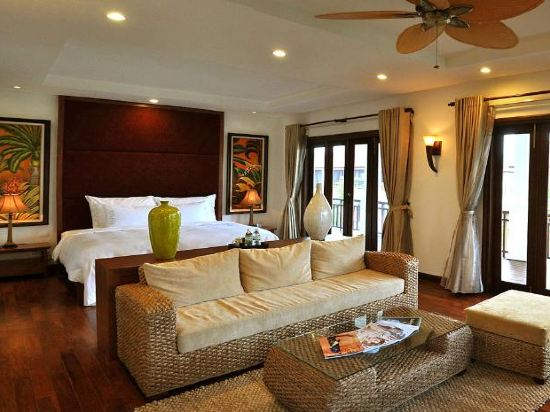 峴港富麗華別墅酒店(Furama Villas Danang)兩卧室泳池別墅
