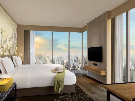 曼谷斯瓦特爾酒店(Sivatel Bangkok)占城套房