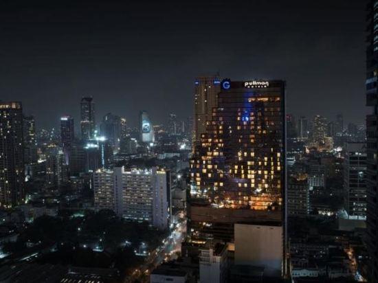 曼谷鉑爾曼G酒店(原曼谷索菲特是隆酒店)(Pullman Bangkok Hotel G)外觀
