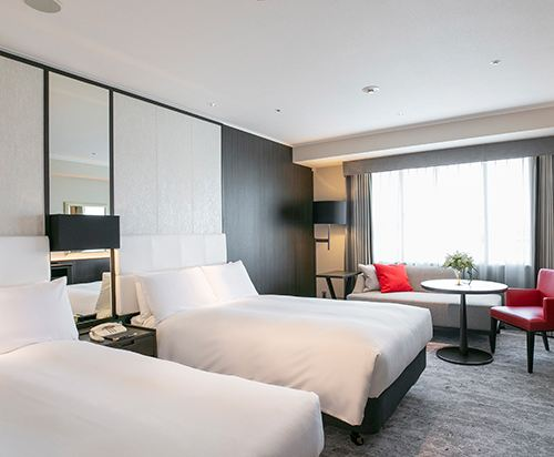 名古屋東急大酒店(Tokyu Hotel Nagoya)行政雙床房