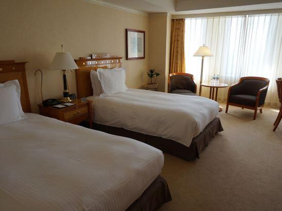 名古屋萬豪酒店(Nagoya Marriott Associa Hotel)禮賓豪華雙床房