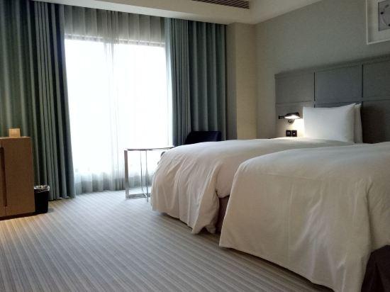 高雄喜迎旅店(Greet Inn)豪華雙人房
