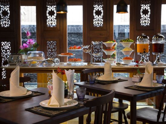 暹羅特瑞酒店(True Siam Rangnam Hotel)餐廳