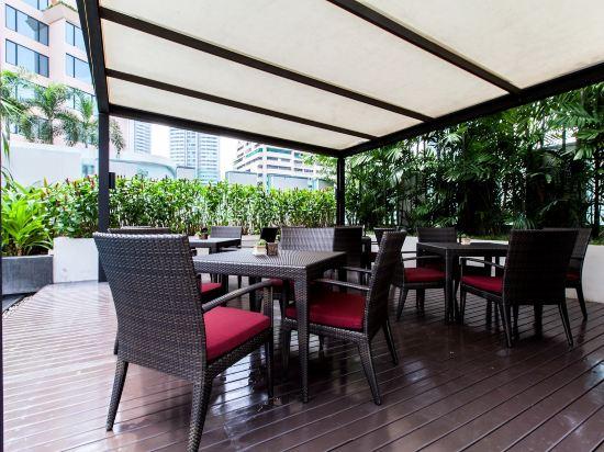 曼谷18街麗亭酒店(Park Plaza Bangkok Soi 18)酒吧