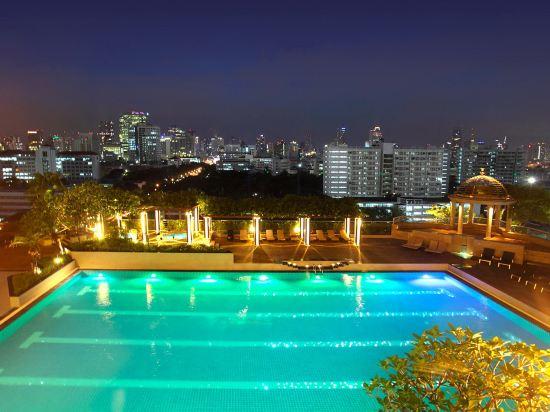 曼谷帕色哇公主酒店(Pathumwan Princess Hotel)周邊圖片