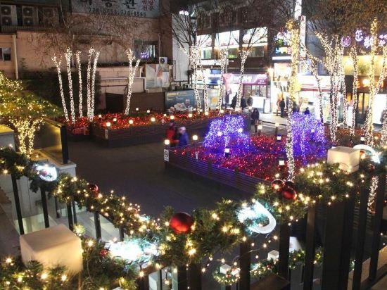 天空花園酒店明洞中心店(Hotel Skypark Central Myeongdong)周邊圖片