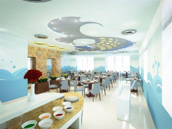 峴港國王手指酒店(King's Finger Hotel Da Nang)餐廳