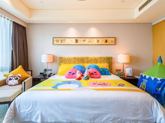 北京金融街行政公寓(Financier Executive Residence)親子主題房