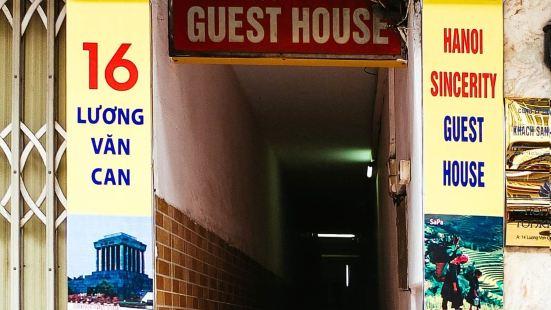Hanoi Sincerity Guest House