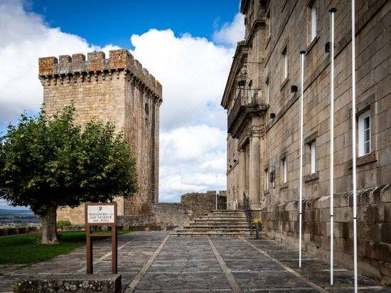 Parador De Monforte De Lemos Hotel Reviews And Room Rates