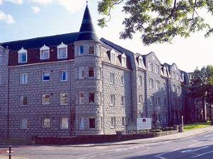 阿伯丁尖塔服務式套房酒店(The Spires Serviced Suites Aberdeen)